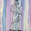 Essence Of Greece by Lorita Montgomery