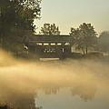 Essenhaus Covered Bridge by David Arment