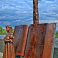 Essex County N J 9-11 Memorial 4 by Allen Beatty