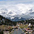 Estes Park In The Spring by Tranquil Light  Photography