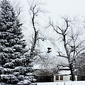 Estherville Barn by Julie Hamilton