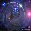 Eternal Buddha by Mynzah Osiris