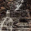 Eternal Flame Waterfalls by Darleen Stry