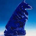 Eternally Blue by Gary  Hernandez