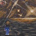 Etestska Lying On Pluto by Keith Gruis
