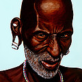 Ethiopian Elder 2 by Joel Thompson