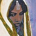 Ethiopian Woman by J W Kelly