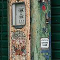 Ethyl Vintage Gas Pump by E Faithe Lester
