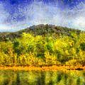 Etowah Reflections by Daniel Eskridge