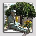 Eugene Gladstone O'neill by Barbara McDevitt