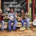 Eureka Springs Novelty Shop String Quartet by Sam Sidders