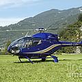 Eurocopter Ec130 Light Utility by Luca Nicolotti