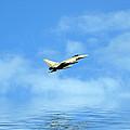 Eurofighter Typhoon by Sharon Lisa Clarke
