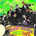 Evans Original Jazz Band by Mel Thompson