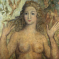 Eve Naming The Birds by William Blake