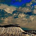 Eve On Mt. Garfield by Gerald Blaine