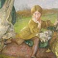 Evelyn by Annie Louisa Swynnerton