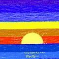 Evening Colors by Dr Loifer Vladimir
