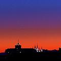 Evening Glow by Rona Black