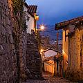 Evening In Cusco  by Alexey Stiop