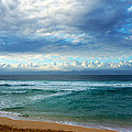 Evening North Shore Oahu Hawaii by Kevin Smith