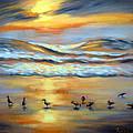 Evening Prayers by Karin  Leonard