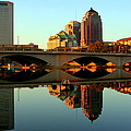 Evening Reflections by Laurel Talabere