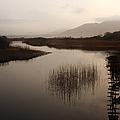 Evening River Scene by Aidan Moran