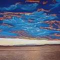 Evening Sky by Harvey Rogosin