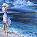 Evening Song by Diane Kraudelt