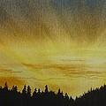 Evening Splendour by Gigi Dequanne