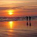 Evening Stroll by Nick Kloepping