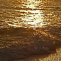 Evening Sun Hive Beach Four by Simon Kennedy