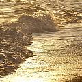 Evening Sun Hive Beach Two by Simon Kennedy