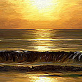 Evening Sun by James Shepherd