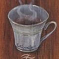 Evening Tea by Callie Smith