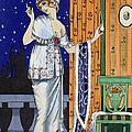 Evening Wear From Costume Parisien by Robert Pichenot
