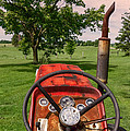 Ever Drive A Tractor by Garvin Hunter