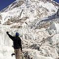 Everest Base Camp by Tim Hester