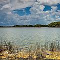 Everglades Lake 6930 by Rudy Umans