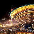 Evergreen State Fair by Jim Corwin