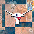 Everything Is Bigger In Texas by Jimi Bush