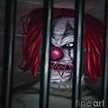 Evil Clown by Vassilis Anastassakis