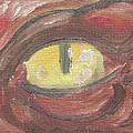 Evil Eye by Jeffrey Oleniacz