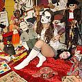Evil Schoolgirl 166 by Liezel Rubin