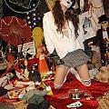Evil Schoolgirl 207 by Liezel Rubin