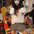 Evil Schoolgirl 217 by Liezel Rubin