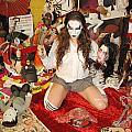 Evil Schoolgirl 38 by Liezel Rubin