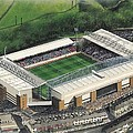 Ewood Park - Blackburn Rovers by Kevin Fletcher