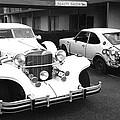Excalibur Auto Tidelands Motor Inn Tucson Arizona 1985 by David Lee Guss